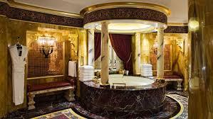 romantic bathroom decorating ideas luxury gold bathroom decorating ideas with jacuzzi design indoor