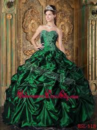 green quinceanera dresses green gown sweetheart floor length picks up taffeta