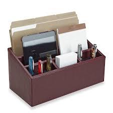 Desk Accessories Sets Bomber Jacket Desk Set Three Pieces Leather Desk Accessories
