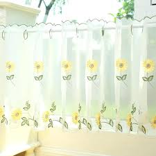Cape Cod Kitchen Curtains by Drapery Curtains In The Kitchen With White Sheer Layer Kitchen