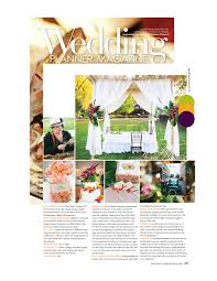wedding planner magazine cuban style wedding featured in wedding planner magazine efd