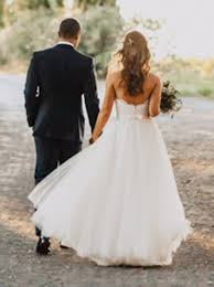 buy exquisite sweetheart floor length a line white wedding dress