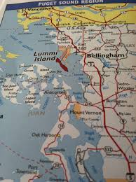 Map Queen Anne Seattle by Map Of Lummi Island Visit Seattle