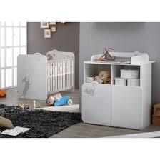 chambre complete de bébé chambre complète bébé 60x120 blanc terre de nuit la redoute