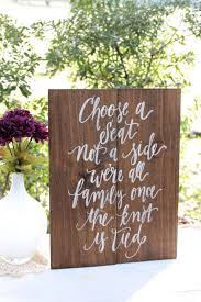 wedding seating signs 30 wedding signs you need at your wedding just not all at once hey