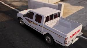 datsun nissan truck 2014 nissan datsun gl e gta5 mods com