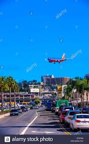 San Diego International Airport Map by San Diego International Airport Stock Photos U0026 San Diego