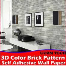 wallpaper design batu bata 3d brick wallpaper price harga in malaysia