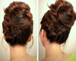 Hochsteckfrisurenen Lange Haare by Chic Chaotisch Hochsteckfrisuren Für Lange Haare