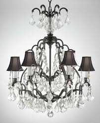 Iron Chandelier With Crystals 25 Best Diy Lighting Images On Pinterest Crystal Chandeliers