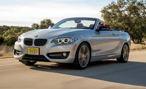 first bmw 2015 bmw 228i convertible first drive u2013 review u2013 car and driver