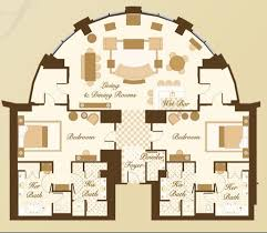 Hotel Suite Floor Plan Bellagio Hotel Rooms