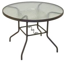 Glass Patio Table And Chairs Patio Table Adventurism Co