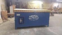delta downdraft sanding table torit 10 hp ddhv 45 downdraft table 4 x 5 work area foot shakers