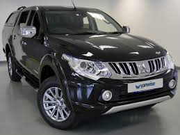 mitsubishi warrior 2010 used mitsubishi l200 cars for sale motors co uk