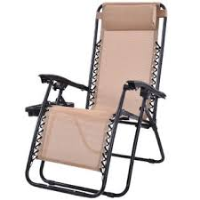 Folding Recliner Chair Costway Op3026 2color 2pc Zero Gravity Chairs Lounge Patio Folding