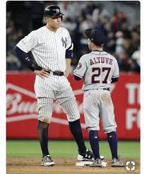 18 Best Aaron Judge Collectibles Images On Pinterest New York - aaron judge yankees and jose altuve astros alcs 2017