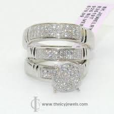 wedding ring trio sets wedding rings trio wedding corners