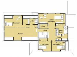 modern open floor plans large open floor plan house plans modern concept and inexpensive