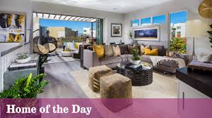 home of the day urban glamour in playa vista la times