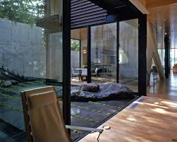 courtyard house in paddington australia small areas that form a