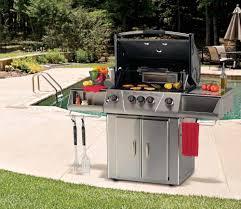 Outdoor Cooking Area Patio U2014 Smith U0026 May Inc