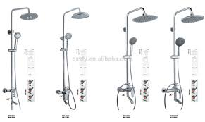 Bath And Shower Sets Led Shower Heads Set Shower Mixer Waterfall Shower Shampoing