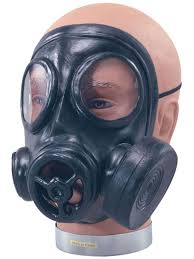 gas mask world war 1 ww2 blitz evacuee rubber fancy dress