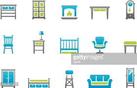 home interior vector soulico icons home interior vector getty images