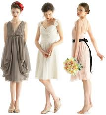 spring summer 2010 palette pleasers bridesmaid dresses