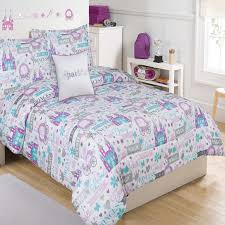 Girls Bedroom Comforter Sets Zebra Print Bedding Sets Walmart Com Your Zone Gray And Yellow