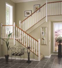 Oak Banister Trademark Oak Stair Balustrade