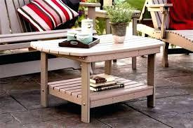patio side table ideas diy patio coffee table outdoor coffee table round outdoor coffee