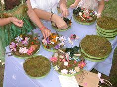 Fairy Garden Craft Ideas - 8 simple ways for children to create with natural materials