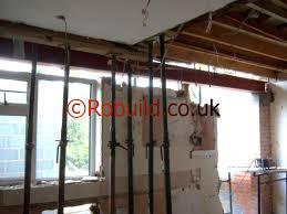 lintels rsj beams u2013 builders