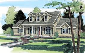 cape style home plans pretty looking 2 3 dormer house plans windows add charm to this