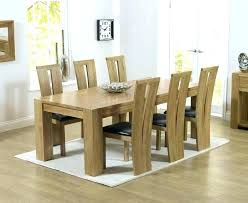 solid oak round dining table 6 chairs table and 6 chairs cheap 6 round dining table round 6 seat dining
