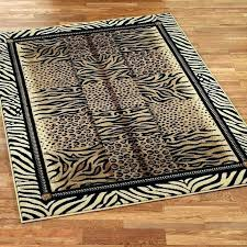 Zebra Print Area Rug 8x10 Zebra Area Rug 8 10 Small Size Of Large Image For Outstanding