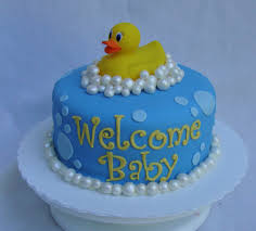 duck cake duck baby shower cake 9 fondant covered cake real rubber ducky