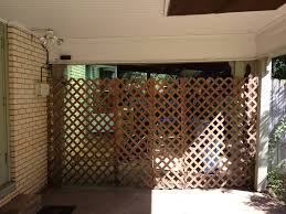 Lattice Patio Ideas by Carport With Ugly Lattice Album On Imgur