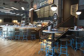Seafood Restaurant Interior Design Photos Cold Storage Brings Casual Chef Driven Seafood To Boka U0027s Hotspot