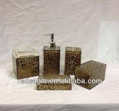 Hotel Bathroom Accessories by Set Decorative Bathroom Accessories Buy Hotel Bathroom Accessory