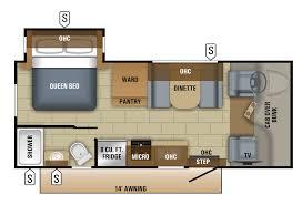 Class C Rv Floor Plans Redhawk New U0026 Used Rv Sales Michigan Dealer