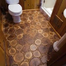 diy bathroom flooring ideas just floored 15 totally diy flooring alternatives