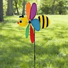 aliexpress com buy 1pc animal bee windmill wind spinner