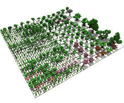 tree bundle 370 custom trees minecraft project