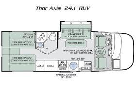 new axis ruv class a motorhomes