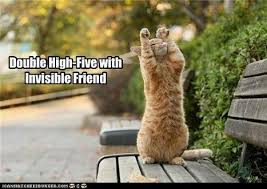 High Five Meme - double high five meme lol existen