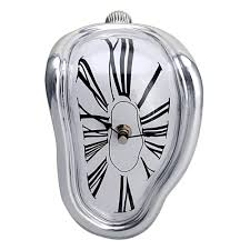 Cool Desk Clocks by Clocks Cool Melting Clocks Design Dali Paintings And Meanings Le