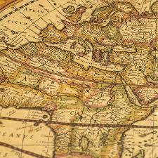 map pattern wholesale 73 52cm 100sheets lot map nautical charts pattern